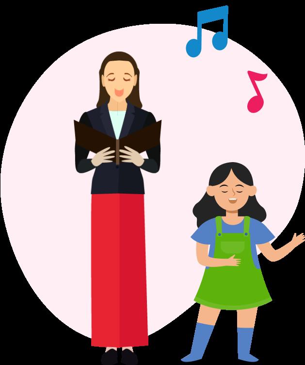 Pedagogie Cours de chant
